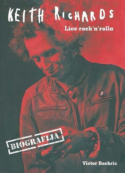 keith richards biografija