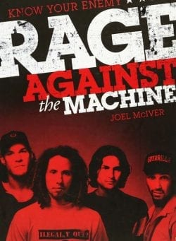 rage against the machine biografija