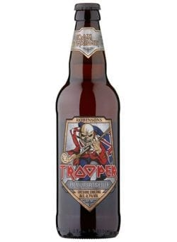Iron Maiden: Trooper pivo