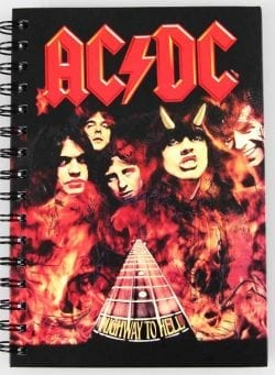 AC/DC notes