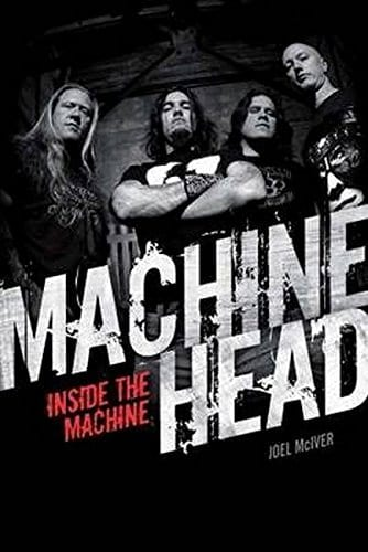 machine head knjiga