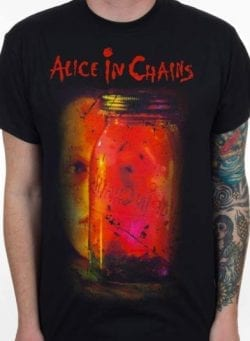 alice in chains majica
