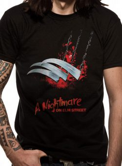 nightmare on elm street majica