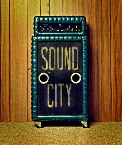 Sound City by Dave Grohl (DVD)