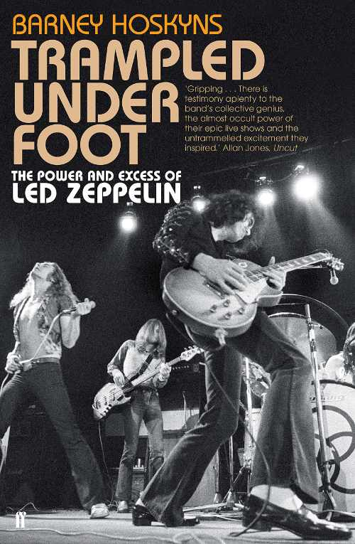led zeppelin knjige