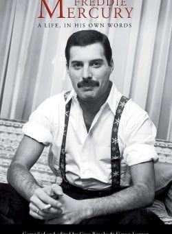 freddie mercury book