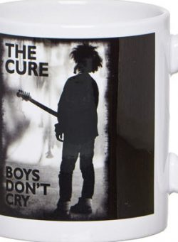 The Cure - Boys Don't Cry šalica