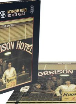 The Doors - MORRISON HOTEL puzzle