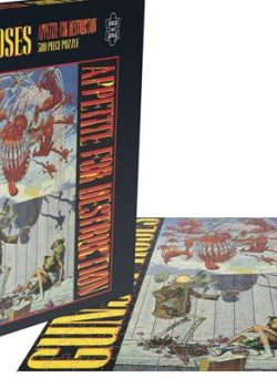 Guns N' Roses – Appetite for Destruction puzzle
