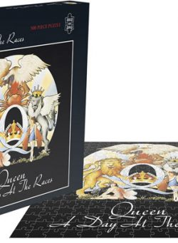 Queen - A DAY AT THE RACES puzzle