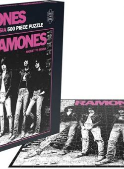 The Ramones - Rocket to Russia Puzzle